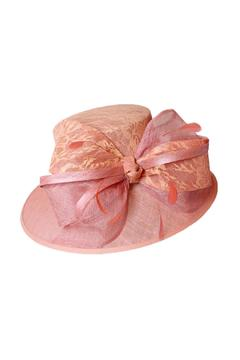 Something Special Coral Victoria Derby-Hat - Product List Image