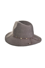 Something Special Wool Panama Hat - Front cropped