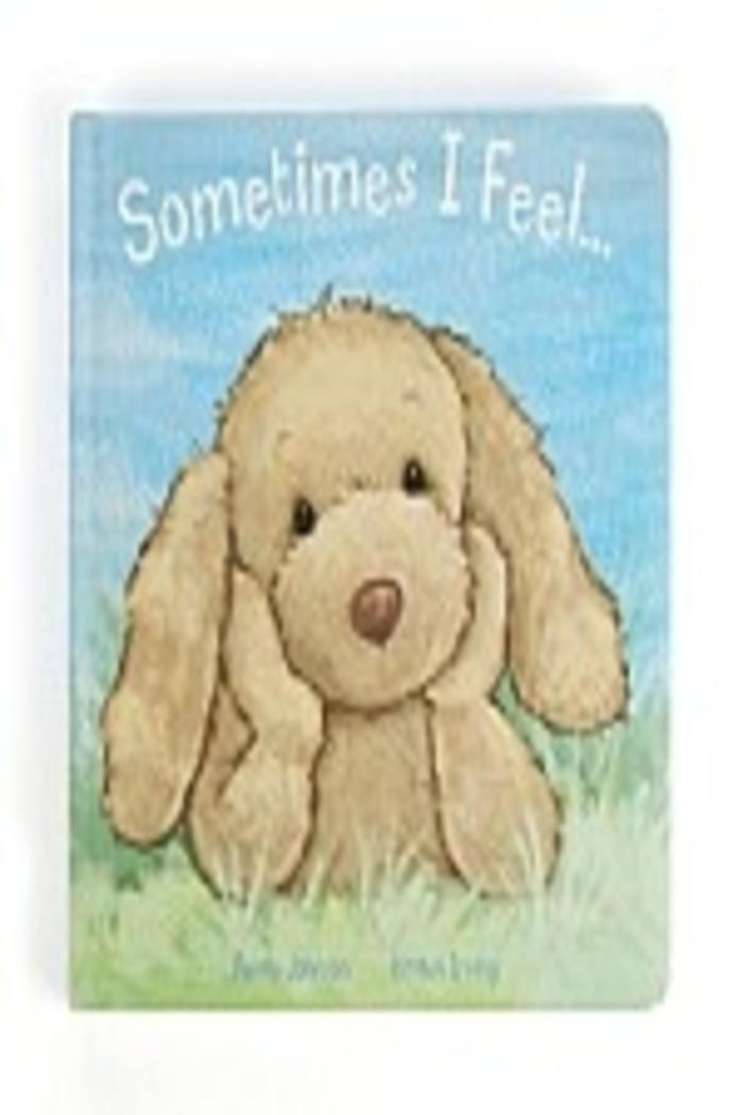 Jellycat Sometimes I Feel - Front Cropped Image