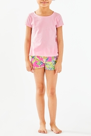 Lilly Pulitzer Sondra Peplum Top - Product Mini Image