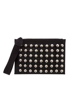 Shoptiques Product: Studded Clutch