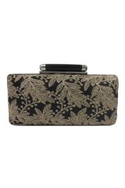 Sondra Roberts Black Lace Clutch - Product Mini Image