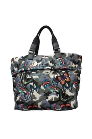 Sondra Roberts Butterfly Camo Tote Bag - Product Mini Image