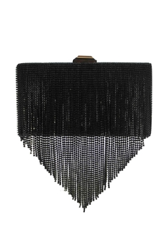 Sondra Roberts Cascading Stones Clutch - Alternate List Image
