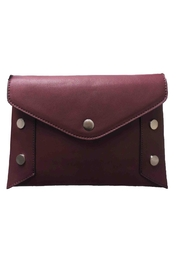 Sondra Roberts Envelope Stud Crossbody - Product Mini Image