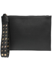 Sondra Roberts Faux Leather Wristlet - Product Mini Image