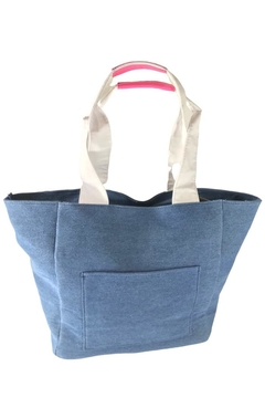 Sondra Roberts Jeans Tote - Alternate List Image