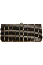 Sondra Roberts Jeweled Evening Clutch - Front cropped