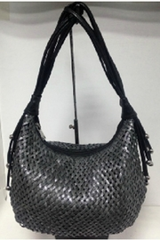Sondra Roberts Large Metallic Tote - Product Mini Image
