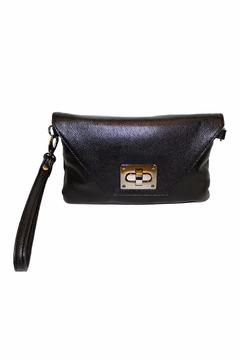 Shoptiques Product: Leather Wristlet Purse