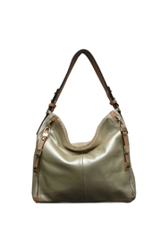 Sondra Roberts Nappa Leather Hobo - Product Mini Image