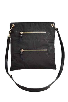 Shoptiques Product: Quilted Nylon Crossbody