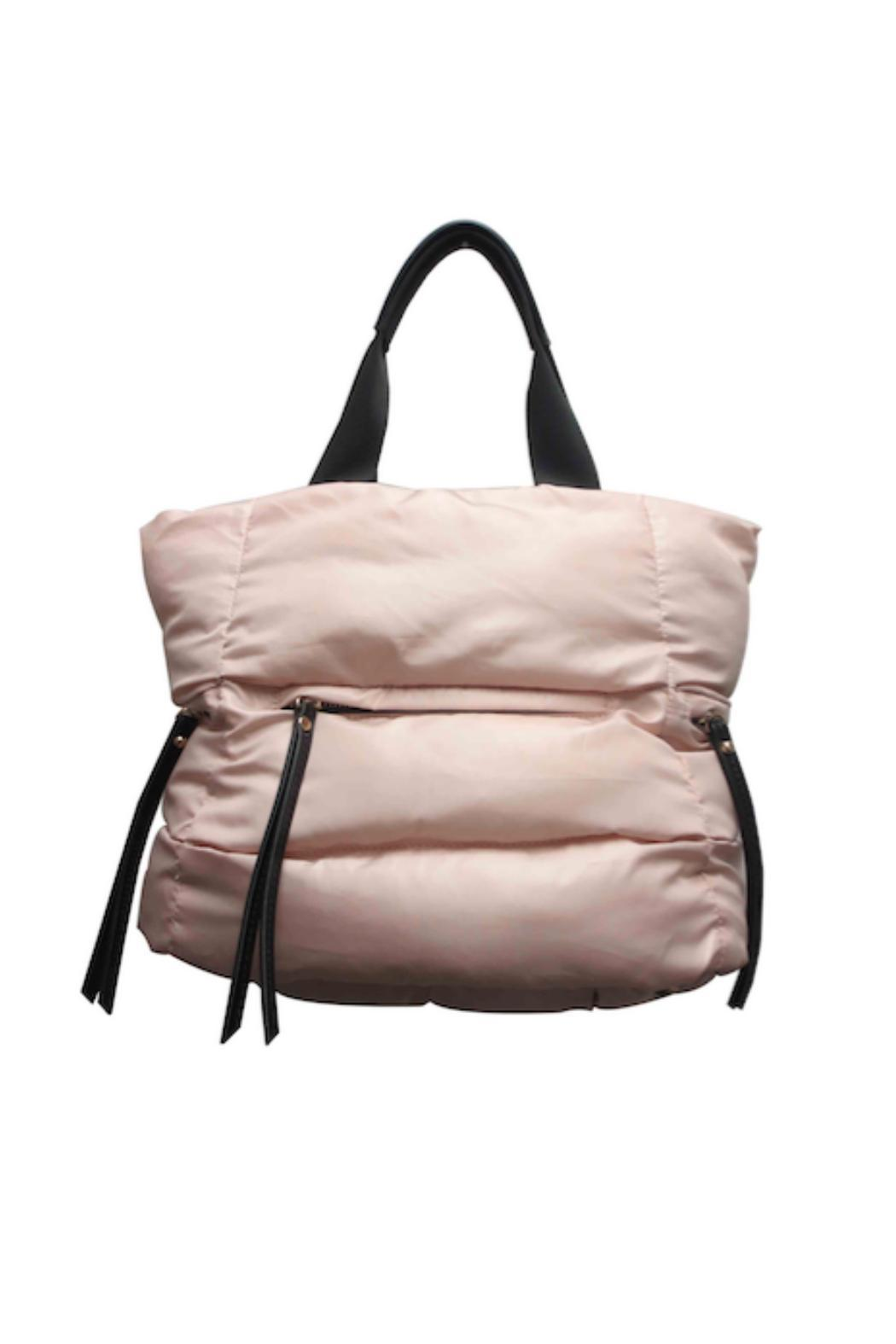 30aa342d3cb Sondra Roberts Quilted Nylon Tote From New York By Let S Bag It