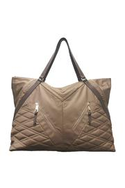 Sondra Roberts Quilted Nylon Weekender - Product Mini Image
