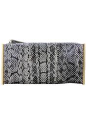 Sondra Roberts Snake Clutch - Product Mini Image