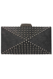 Sondra Roberts Studded Evening Clutch - Front cropped