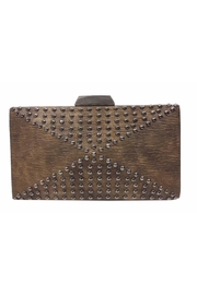 Sondra Roberts Studded Evening Clutch - Product Mini Image
