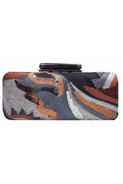 Shoptiques Product: Threaded Sequin Clutch