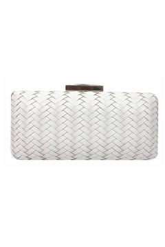 Sondra Roberts Woven Clutch - Alternate List Image