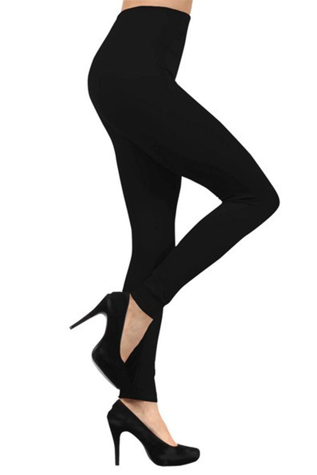 Song and Sol Fleece Lined Leggings - Main Image