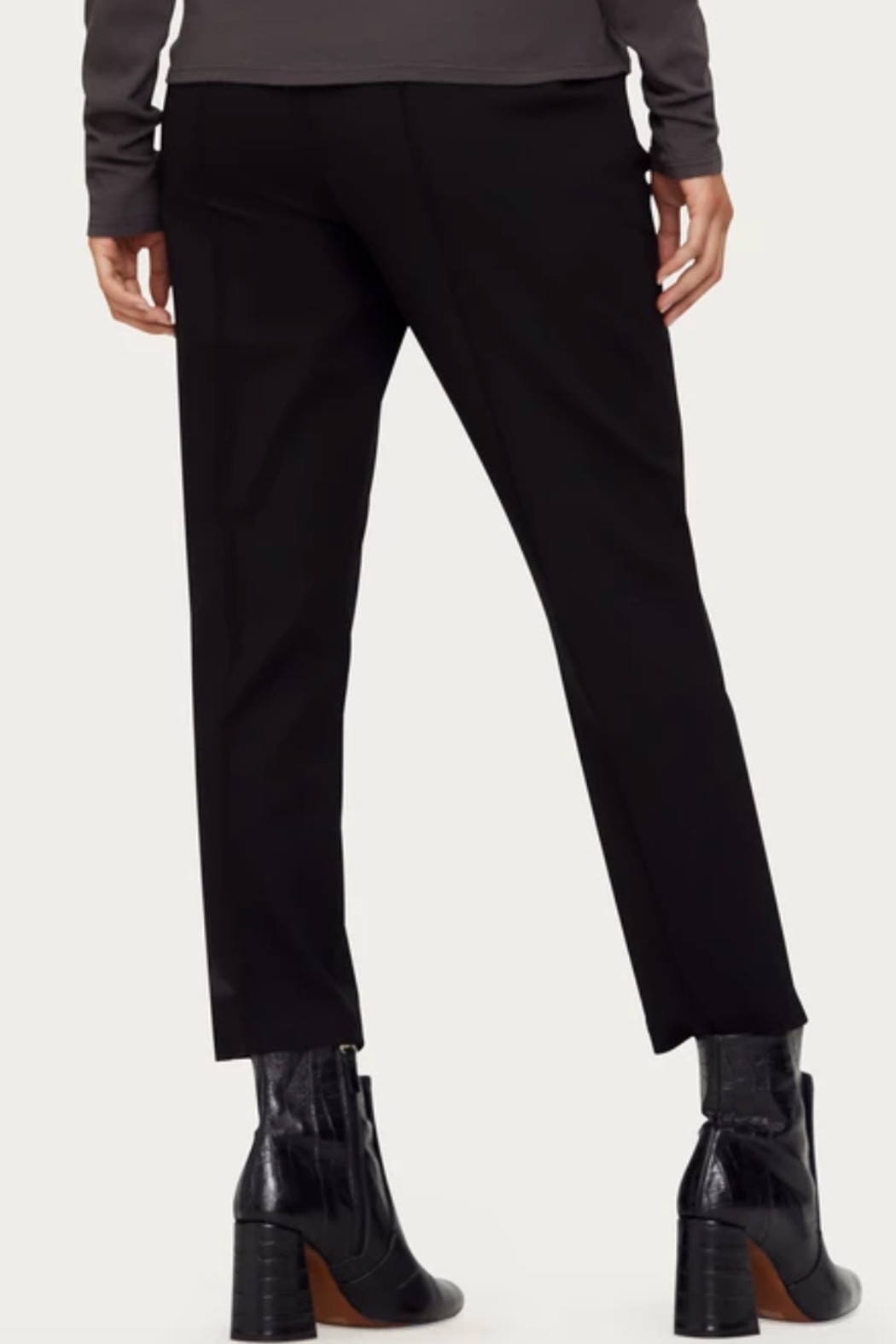 Michael Stars Sonia Pull on Pant - Front Full Image
