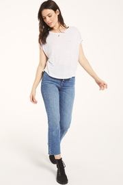z supply Sonia Speckle Tee - Product Mini Image