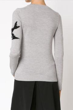 Sonia by Sonia Rykiel Bird Intarsia Sweater - Alternate List Image
