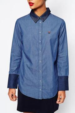 Sonia by Sonia Rykiel Denim Shirt - Product List Image