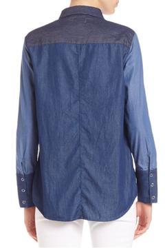 Sonia by Sonia Rykiel Denim Shirt - Alternate List Image