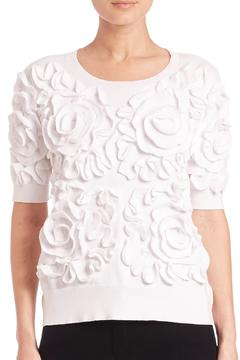Sonia by Sonia Rykiel Flower Frills Jumper - Alternate List Image