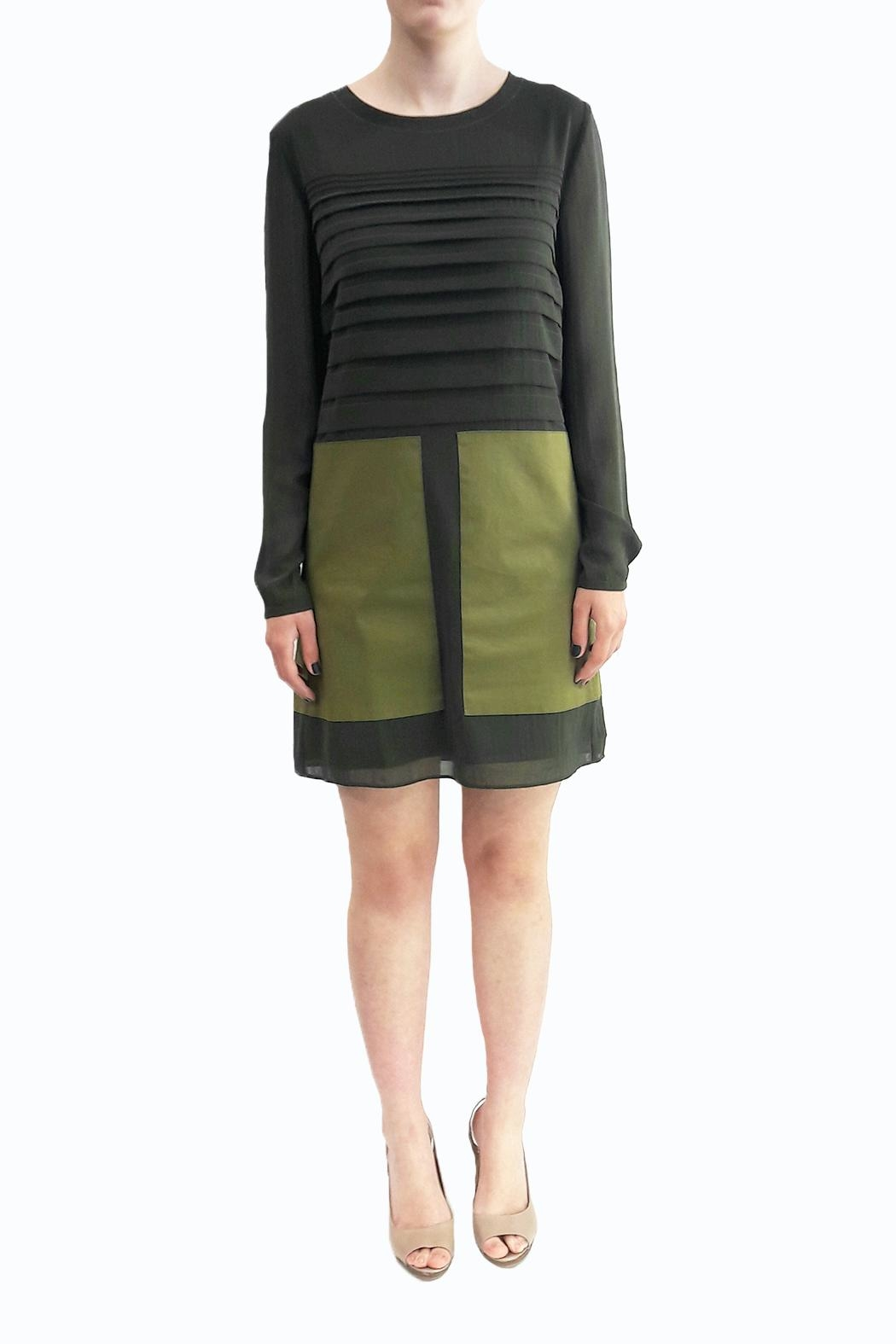 Sonia by Sonia Rykiel Khaki Dress - Main Image