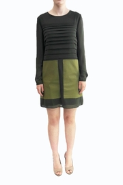 Sonia by Sonia Rykiel Khaki Dress - Product Mini Image