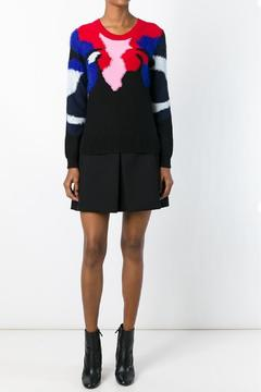 Sonia by Sonia Rykiel Mixed Knit Jumper - Product List Image