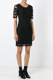 Sonia by Sonia Rykiel Scalloped Lace Dress - Product Mini Image