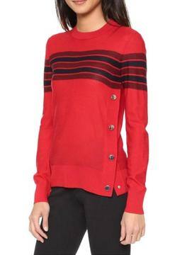 Sonia by Sonia Rykiel Side Snap Sweater - Alternate List Image