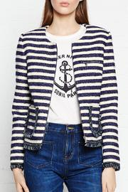 Sonia by Sonia Rykiel Tweed Box Jacket - Product Mini Image