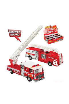 Toysmith Sonic Fire Truck - Product List Image