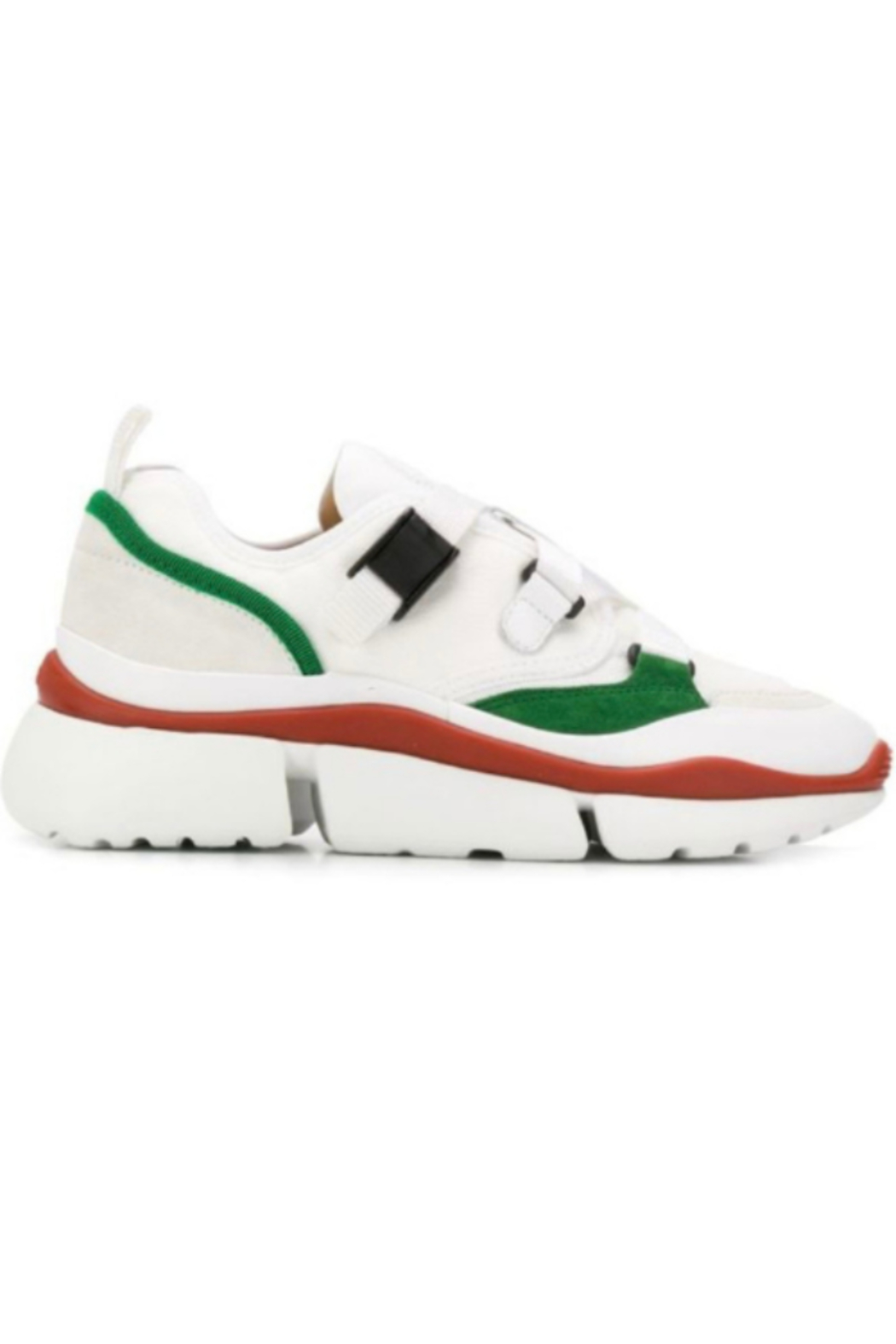 Chloe SONNIE SNEAKER - Front Cropped Image