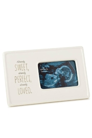 Hallmark Sonogram Photo Frame - Front cropped