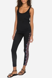 Johnny Was Sonoma Embroidered Legging - Product Mini Image