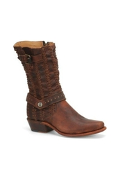 Sonora Square Toe Boot - Front full body