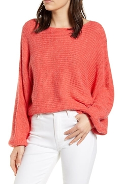 Cupcakes and Cashmere Sonrisa Sweater - Product List Image
