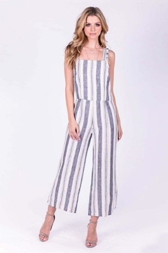 On The Road Sonya Jumpsuit - Product List Image