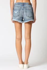 Hidden Jeans Sophie Four Button Mom Short - Side cropped