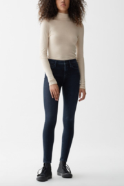 AGOLDE Sophie Hi Rise Skinny Jean in Vacant - Product Mini Image