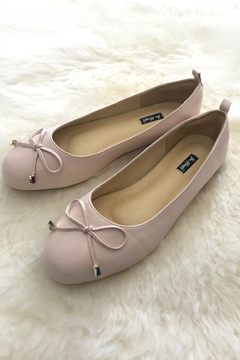 Be Mae Shoes Sophie Leather Ballet - Alternate List Image