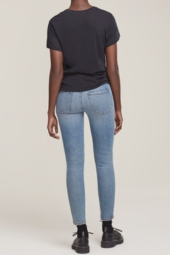 AGOLDE Sophie Skinny Jean in Coastal - Alternate List Image