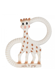 Calisson Inc Sophie the Giraffe Twin Teething Rings - Front full body