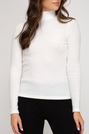 She+Sky Sophie Top - Front cropped
