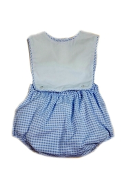 Sophie & Lucas Baby-Boy Button-On Bubble-Suit - Front cropped